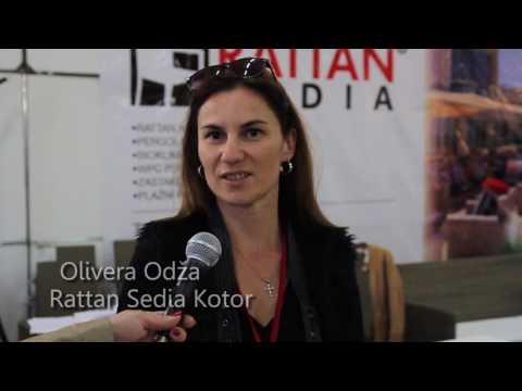Rattan Sedia Kotor • 41. Sajam namještaja