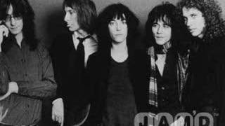 Patti Smith Group - Because The Night