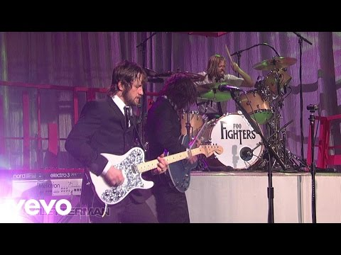 Foo Fighters - My Hero (Live on Letterman)