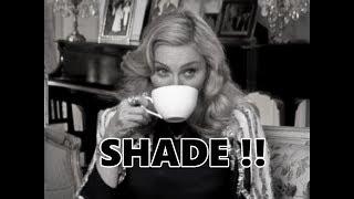 Madonna SHADING Men