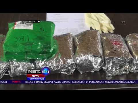 Petugas Temukan 4 kg Sabu di Pekanbaru - NET 24