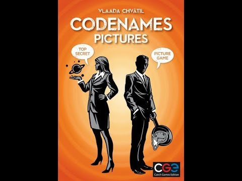 Codenames: Pictures - A Forensic Gameology Review