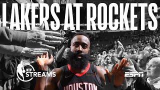 Hoop Streams: Previewing Lakers vs. Rockets   ESPN