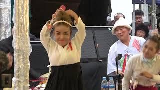 @윤정 단장님/가락지&아파트(작은거인 예술단 명작품)~18/10/09 금산인삼 축제