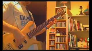 311 - Don't Dwell (Bass cover)