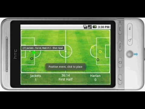 Video of Mobile Soccer Coach Pro