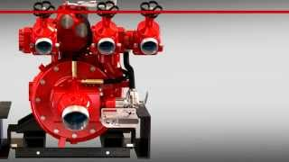 videos fire pumps, fire suppression equipment waterous Fire Truck Pumps Diagram waterous hl series fire pump