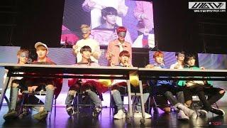 U10TV ep 91 - 업텐션, 첫 일본 팬미팅 비하인드