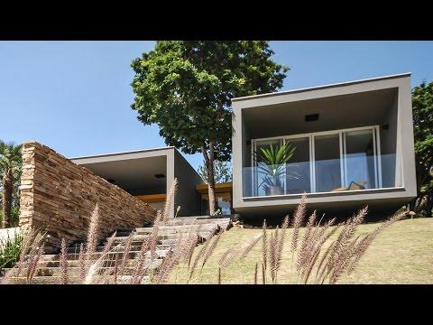 Brezilya'daki Modern Evler ve Tasarımları