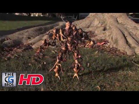 CGI Art & Animation Showreel : by Meats Meier