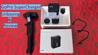 GoPro Supercharger Unboxing & Review - International Dual-Port Charger