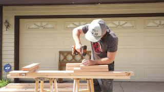Turning A Headboard Into A Bench: Do It Yourself Simple Style