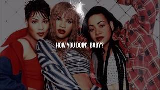 Salt-N-Pepa - Shoop (Lyrics - Video)
