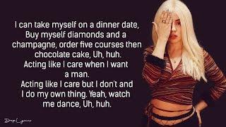 Ava Max - Not Your Barbie Girl (Lyrics) - YouTube