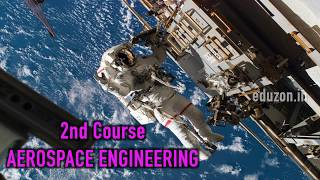 career options after 10th / 12th AEROSPACE ENGINEERING
