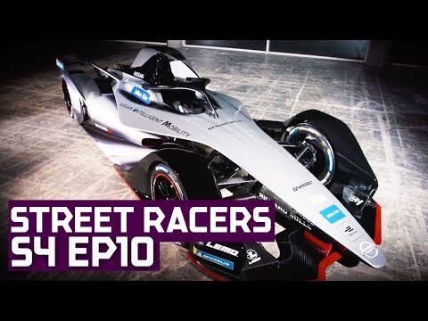Gen 2 Car, Surfing and Karting! | Street Racers S4 Episode 10 | ABB Formula E
