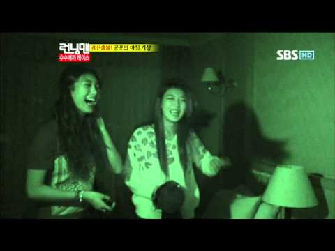Running Man EP118 - Monday Couple (Song Jihyo + Kang Gary