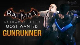 Batman: Arkham Knight   Gunrunner (Penguin)