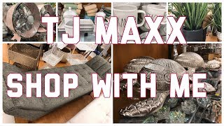 TJ MAXX | SHOP WITH ME | HOME DECOR AND CLEARANCE