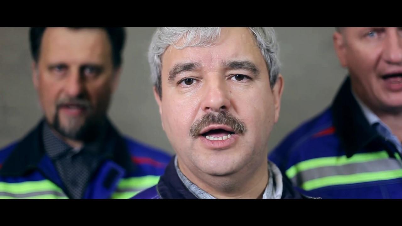 Видео: сибирские энергетики перепели хит «Тату»