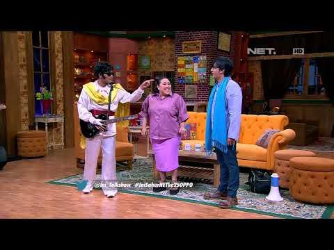 The Best Of Ini Talk Show - Begini Jadinya Tes Vokal Bersama Bang Rhomidi