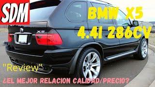 (Review) BMW X5 4.4i 286cv ¿El mejor SUV Urbano? Lo Veremos...   Somos de Motor
