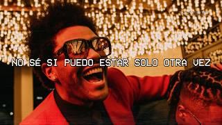 The Weeknd - Alone Again (Sub. Español)