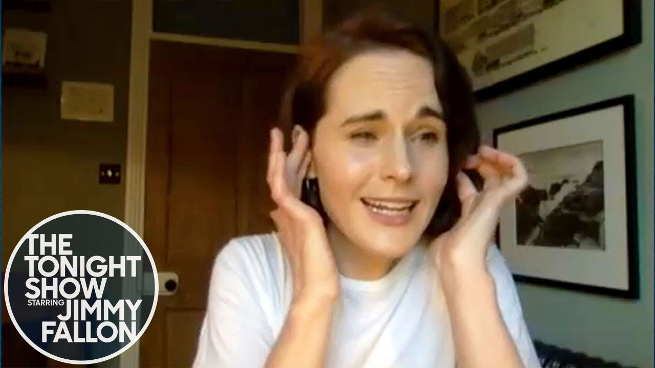 Michelle Dockery Used to Rock Out with a Teenage Metal Band thumbnail