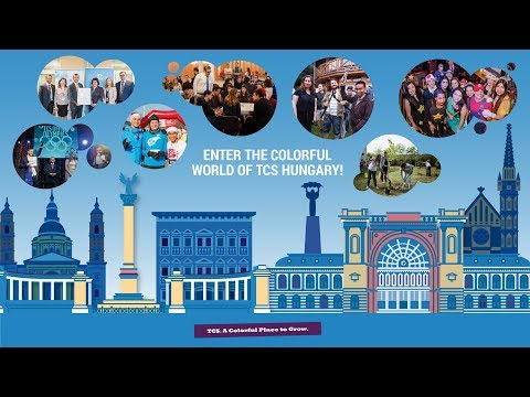 Tata Consultancy Services Hungary - Team video