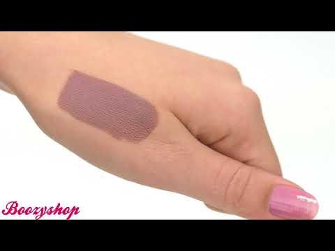 LA Colors LA Colors Matte Liquid Lip Color Eclipse