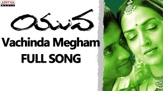 Vachinda Megham Full Song || Yuva Movie || Surya   - YouTube