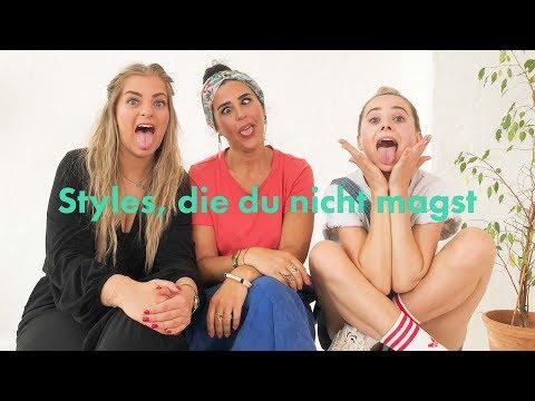 Styles, die du nicht magst mit Laura Larsson & Ariana Baborie vom Podcast Herrengedeck