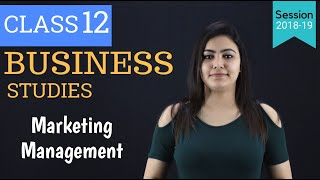 marketing management class 12 | WITH NOTES