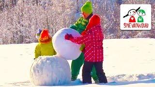 Postavím si snehuliaka - SPIEVANKOVO 2