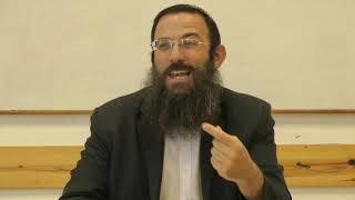 הלכות שאר ברכות סימן רד סעיפים א-ו הרב אריאל אלקובי שליט''א.