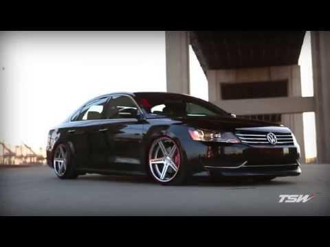 TSW Alloy Wheels Australia Volkswagen Passat on Mirabeau