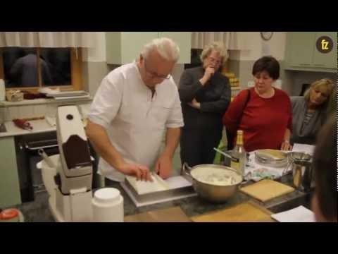 Backkurs und Rezepte mit Konditor-Meister Franz Schmeissl