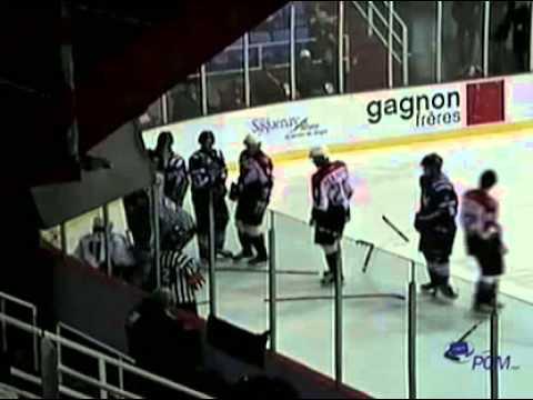 Gabriel Gagnon vs. Jordan Murray