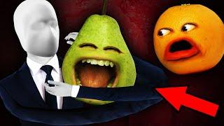 The Annoying Orange - Pear Needs Hugs! #SHOCKTOBER
