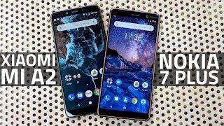 Xiaomi Mi A2 vs Nokia 7 Plus | Which One's Better?