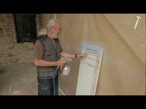 Peindre au pistolet - Tuto bricolage avec Robert pour apprendre la peinture au pistolet comment peindre au pistolet actionné par un compresseur? - 0 - Comment peindre au pistolet actionné par un compresseur?