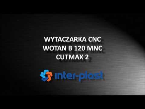 Wytaczarka CNC - CNC boring machine - CNC bohrwerk - WOTAN B 120 MNC CUTMAX 2 - zdjęcie
