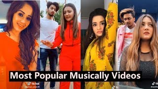 Popular Videos of Musically January 2019 | Team 07, Manjul, Jannat, Avneet, Aashika, Mrunal