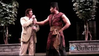 "Джейсон Скотт Ли, Hawaii Opera Theatre's ""Abduction From the Seraglio,"" with Jason Scott Lee"