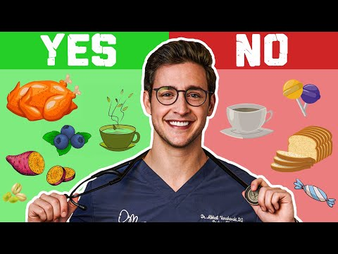 What I Eat In A Day As A Doctor Ft. Bear   Doctor Mike