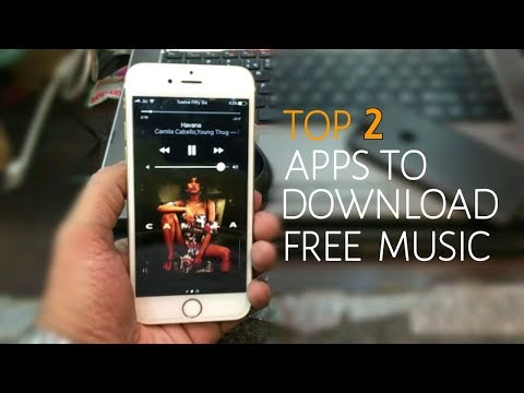 TOP 2 Best Apps to Download Free Music on Your iPhone