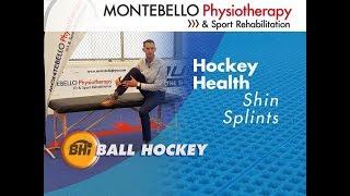 Hockey Health Episode 2 - Shin Splints