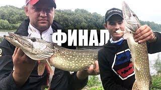 Все о ловле хищной рыбы на украине