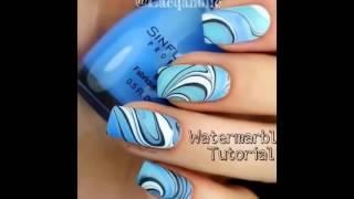 보면볼수록 기분좋아지는 네일아트 영상 31 Pretty Awesome Nail Art Compilation 31