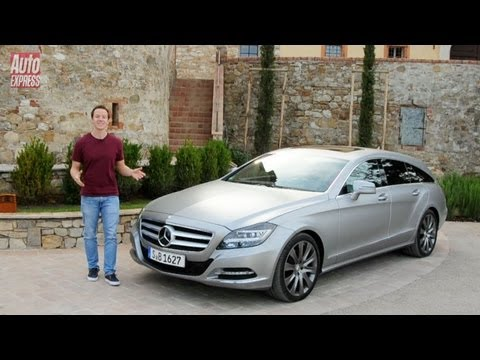 Mercedes CLS Shooting Brake review - Auto Express